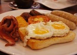 Four Seasons Cafe Full English Breakfast