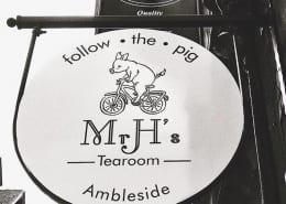 Mr Hs Tearoom in Ambleside