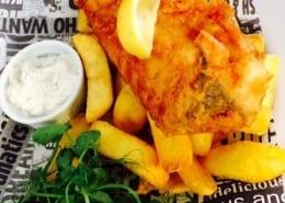 Loe Beach Cafe Fish & Chips