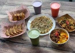 Umai Oriental Street Food Cafe